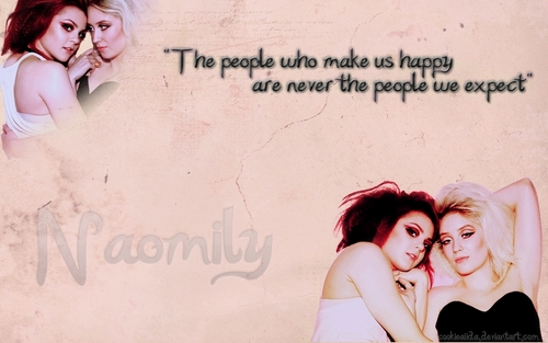 The people who make us happy..