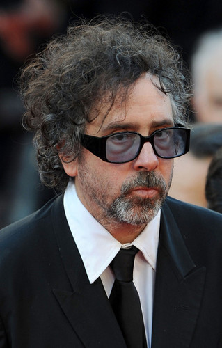Tim burton Arriving @ the Palme d'Or Award Closing Ceremony @ the 63rd Cannes Film Festival