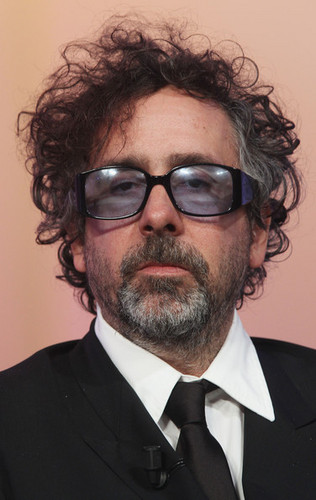 Tim burton @ the Palme d'Or Award Ceremony @ the 63rd Cannes Film Festival