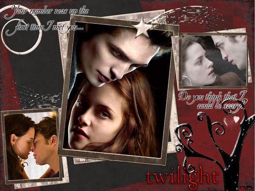 Twilight প্রণয় desktop