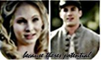 Tyler & Caroline.