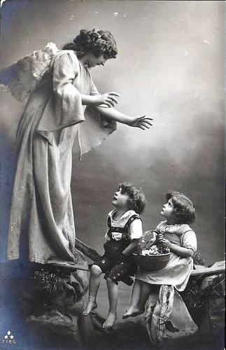 Vintage thiên thần