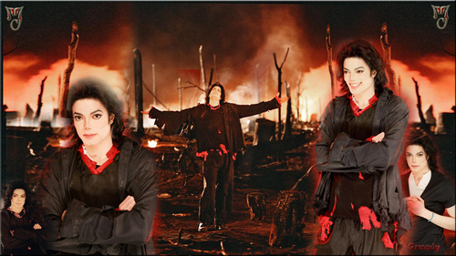 Earth song wallpaper called What about all the things