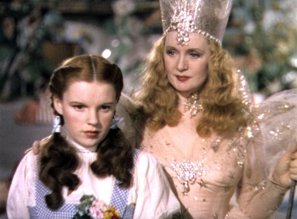 Dorothy And Glinda