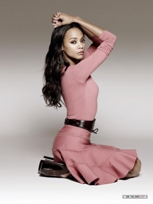 Zoe - 2009 Avatar Promotional Photoshoot