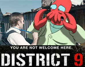Zoidberg In District 9