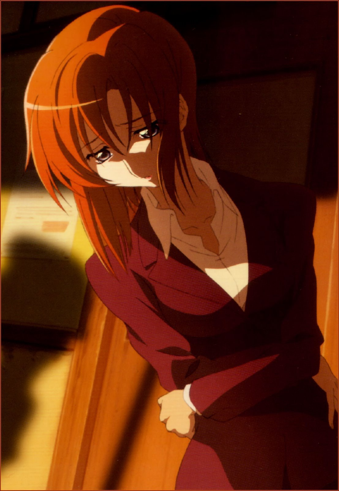 Adult Rena Higurashi No Naku Koro Ni Photo 12496078 Fanpop