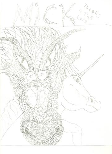 i drew this myself