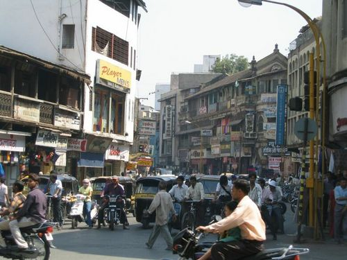 laxmi road , pune city.