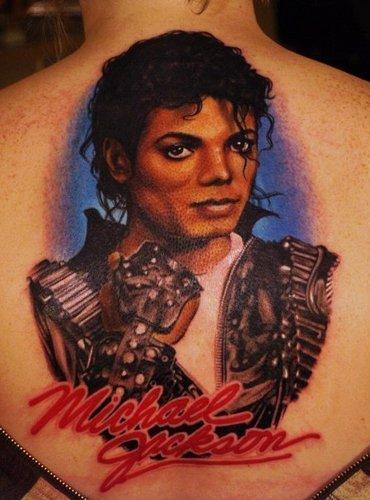 mj tattoo