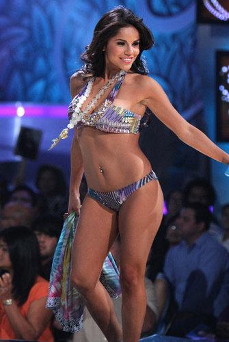 nuestra belleza latina 2010 '' cinthia pina''