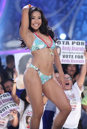 nuestra belleza latina 2010 '' heidy alvarado''