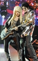 orianthi & michael - orianthi photo