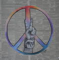 peace and love - peace-signs photo