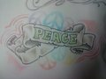 peace banner - peace-signs fan art