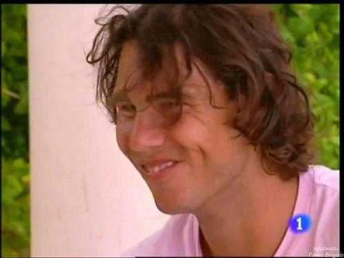 rafa :crazy smile !