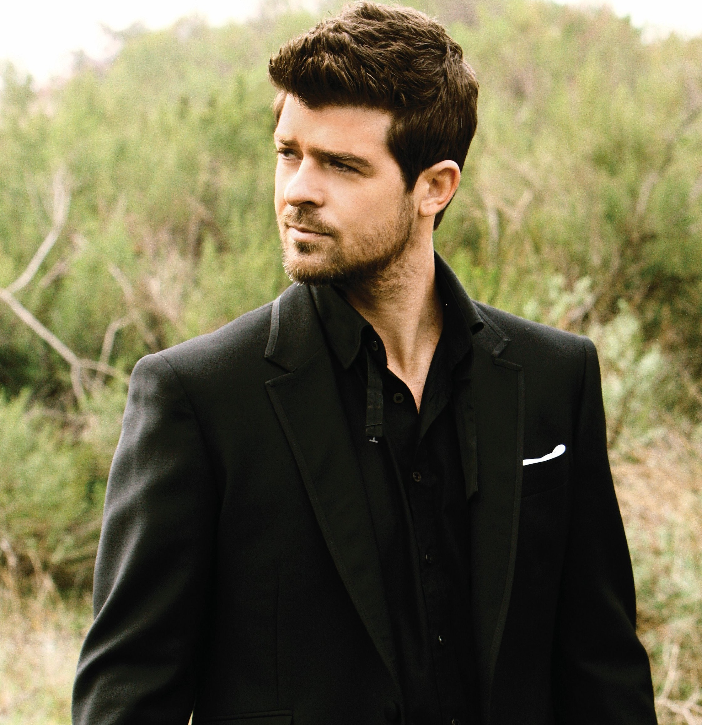 Robin Thicke - My Current Obession