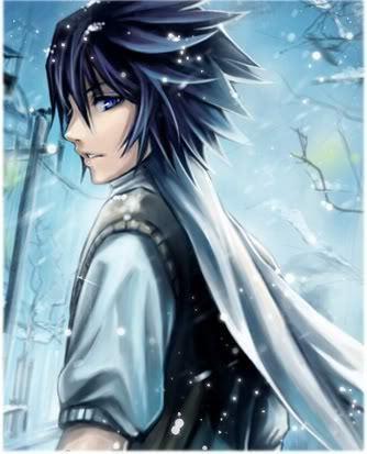 KAITO wallpaper called snow