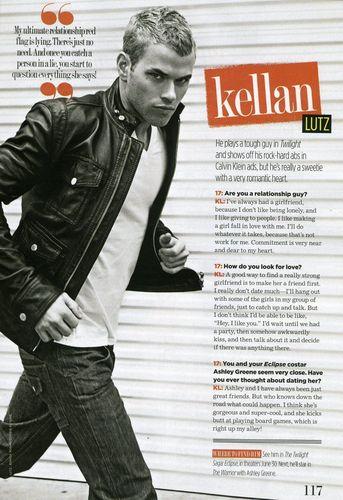 17 Magazine: Hot Guys Of Summer – Scan