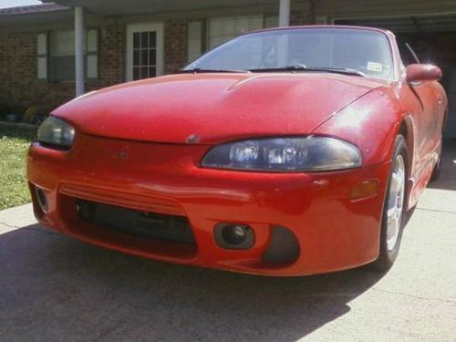 1997 Eclipse GST Spyder