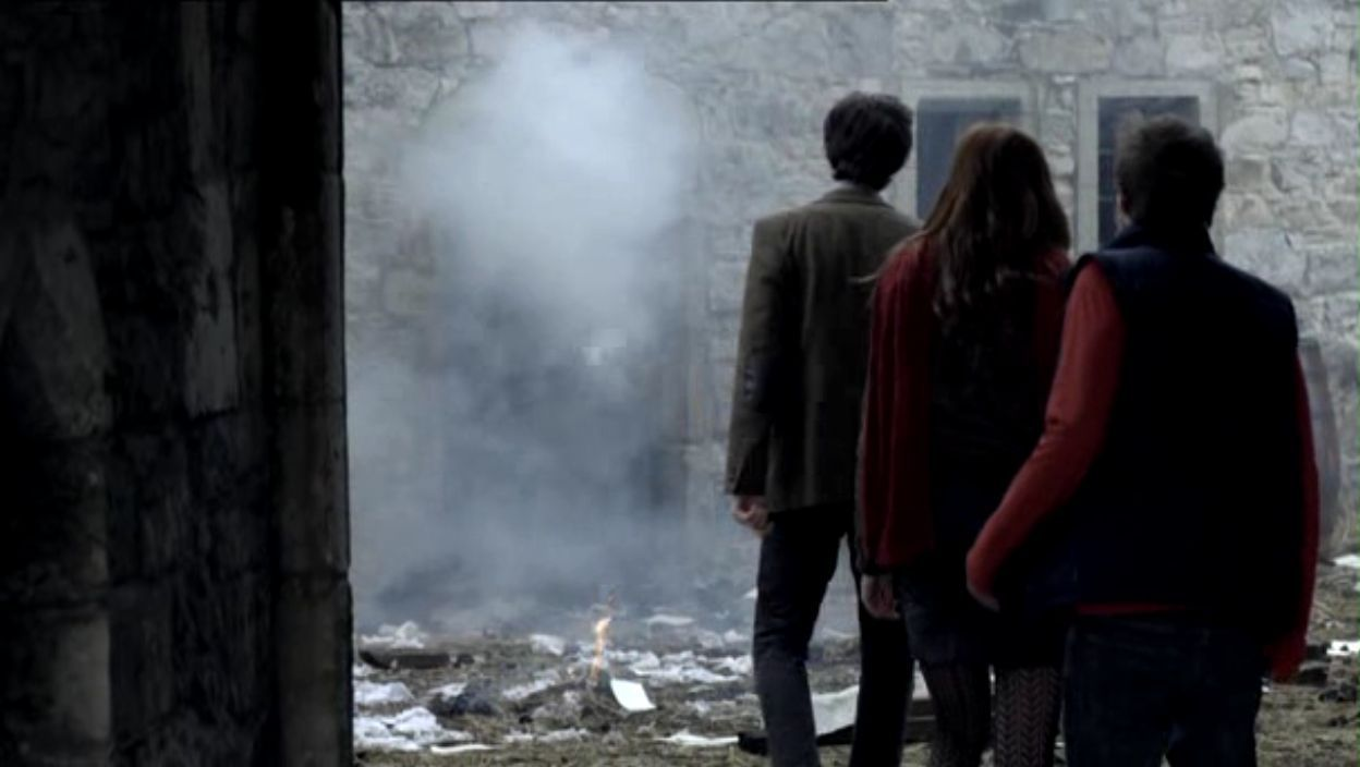 5x06 Vampiri#From Dracula to Buffy... and all creatures of the night in between. in Venice