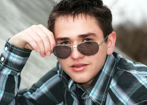 Aaron Before American Idol!