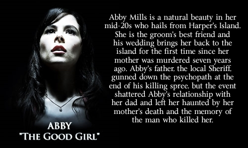 Abby:  The Good Girl