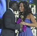 Akon and Alicia