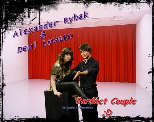 Alex & Demi ;P