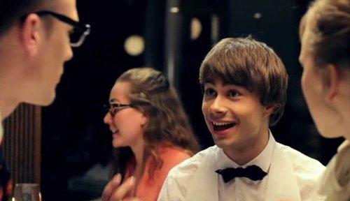 Alex - new music video Oah :)