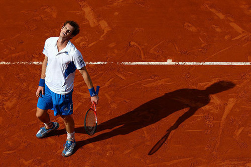 Andy Murray v Marcos Baghdatis (May 28)