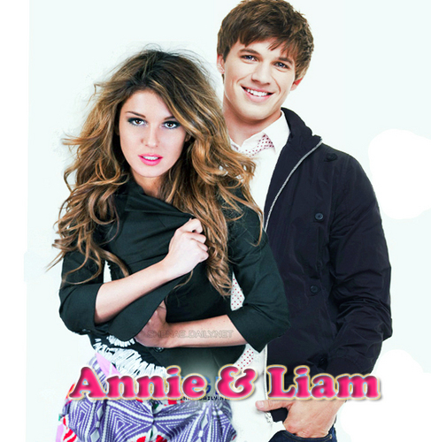 Liam And Annie Images Annie And Liam Wallpaper And