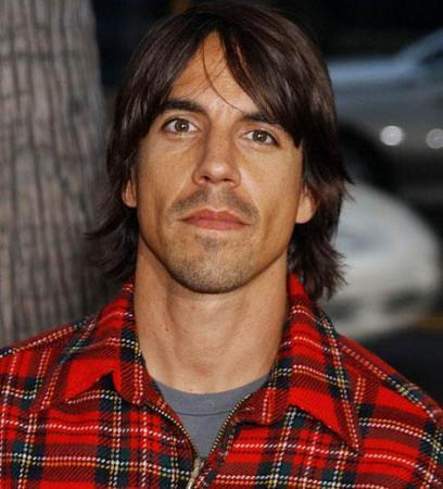 Anthony Kiedis*