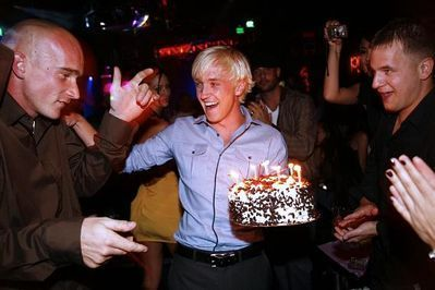 Appearances > 2009 > 22nd Birthday Party at Prive