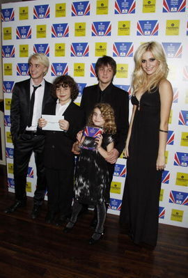 Appearances > 2009 > British Comedy Awards