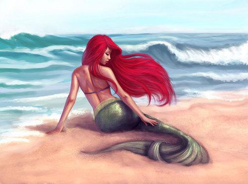 Asian Ariel????