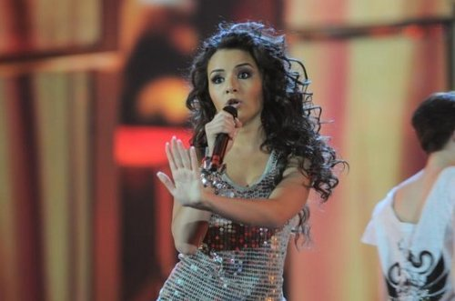 Aysel Teymurzade - one of our favourite singers