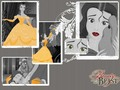 Beauty and the Beast - disney-princess wallpaper