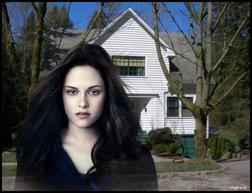 Bella Swan . ; d