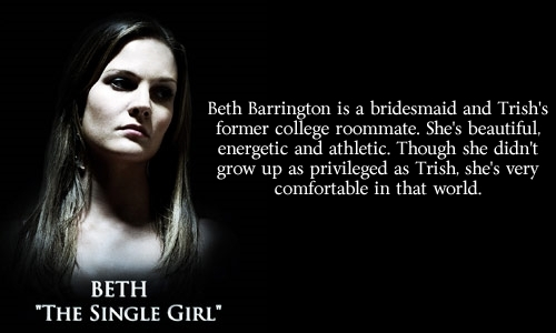 Beth:  The Single Girl