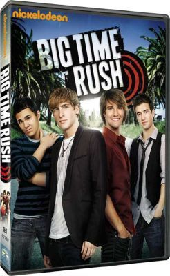 Big Time Rush DVD Cover!
