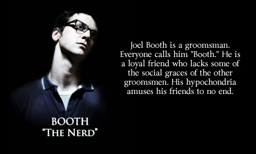 Booth: The Nerd