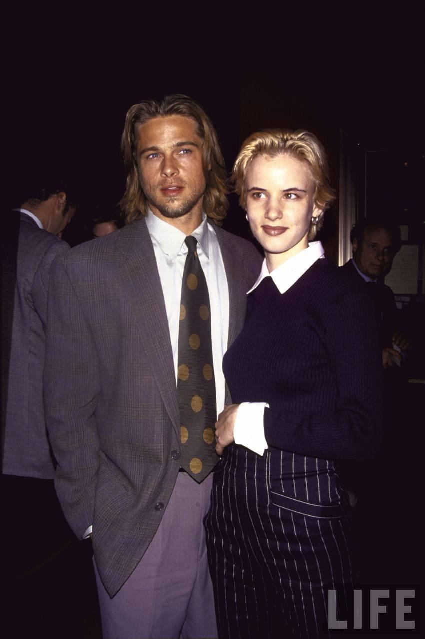 Juliette Lewis images Brad Pitt and Juliette Lewis in 1992 HD ...