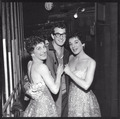 Buddy Holly And The Tanner sisters - buddy-holly photo