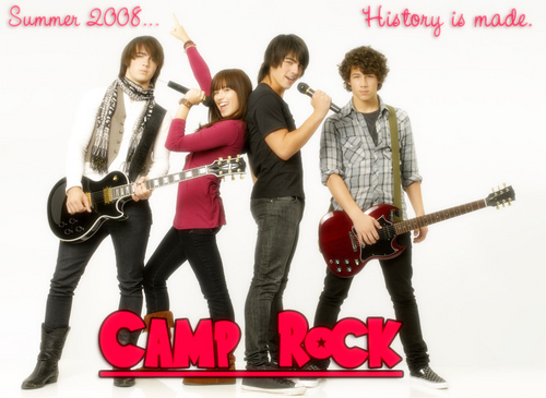 Camp Rock - camp-rock Photo
