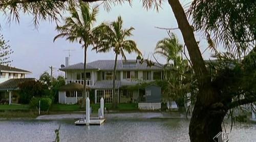 Cleo's house