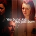 Cook and Emily - skins icon