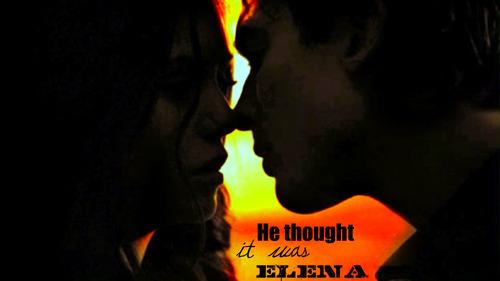 Damon/Katherine/Elena