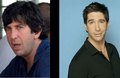 David Then and Now - david-schwimmer photo