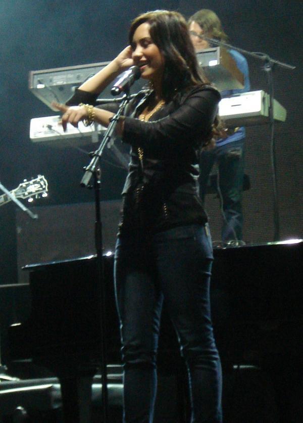 Demi Lovato in Brasil